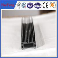 Quality black anodized aluminum led heat sink( led heat sinks), heat sink led for sale