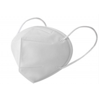 Quality GB2626-2006 Disposable Nonwoven KN95 Respirator Earloop Mask for sale