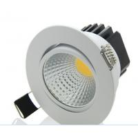Quality Super Slim LED Dimmable Downlight 5W Recessed Decorative Led Ceiling Lamp for sale