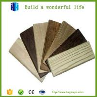 Quality Products list wood plastic composite wall panel wpc wall cladding outdoor for sale