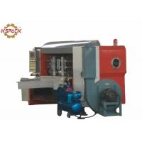 China Automatic Feeder Rotary Die Cutter , Corrugated Cardboard Cutting Machine on sale