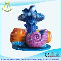 Quality Hansel high quality kid coin operated carousel machine for sale for sale