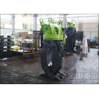 Buy cheap Hydraulic Excavator Grab Attachment Grapple Bucket For 12-16 Ton LIUGONG CLG915 from wholesalers