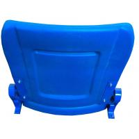 Buy Stadium Outdoor Seating Portable Bleacher Chairs With Folding Backs at wholesale prices