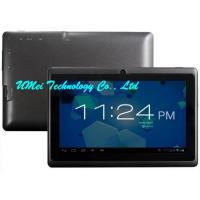 """China 7"""" mid android 4.0 AllWinner A13 512MB 4GB Expand USB 3G WIFI Camera Capacitive q88 tablet pc on sale"""
