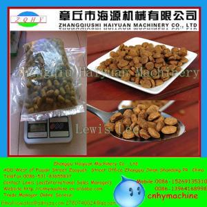 Quality Pet dog food making machine,Pet dog food production line for sale