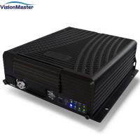 Quality 2TB HDD 3G / 4G Mobile DVR 4CH AHD 960P 1080P GPS Tracking For School Bus for sale
