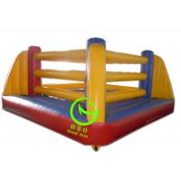 Quality high quality inflatable boxing ring  with 24months warranty GT-SPT-0608 for sale