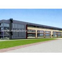 China Pre Fab Modern Steel Buildings for sale