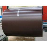 Quality Hot Dipped Cold Rolled Color Coated Aluminium Coil 0.2 - 6.0mm Thickness for sale