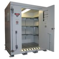 Quality Chemical Safety Storage Cabinets , Hazmat Storage Containers For Hazardous Material for sale