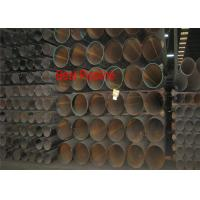 PN-EN 10217-2 ERW Steel Pipe Non Alloy / Alloy Steel Tubes For Pressure Purposes for sale