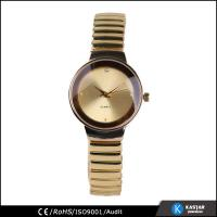 China ladies bracelet watch with expansion band on sale