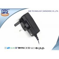 Quality Black 3 PIN 12V 1.5A  Wall Mount Power Adapter 18W for Radio , 100% Full Load Test for sale