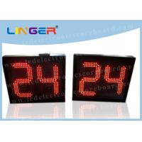 Quality Multi Functional Basketball Game Clock , LED Shot Clock For Basketball for sale