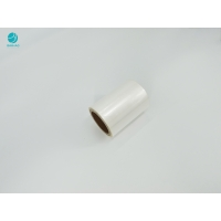 China Hot Melt Adhesive Transparent BOPP Shrink Film For FMCG Product Outter Package on sale