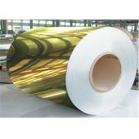 Quality Custom Width Cut Aluminum Composite Material Mirror Shiny Treatment Film Protective for sale
