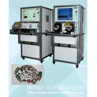 China Auto positioning  23 slots Automobile automotive car motor Starter armature testing machine WIND-ATS-02 on sale