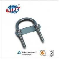 Quality Wholesale High Quality Galvanize U Bolt for sale