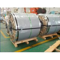 Quality 430 / 1.4016 Cold Rolled Stainless Steel Strip Coil With Wooden Case / Pallet for sale