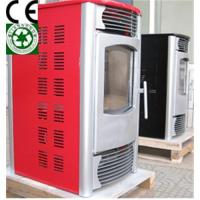 China Wood pellet stove on sale