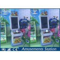 Quality Subway parkour running kids game, coin operated parkour game machine for sale
