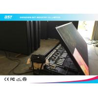 Quality High Brightness 4mm Front Service Indoor Led Display Screen For Mobile Media for sale