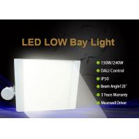 Quality Philips 3030 SMD Led Low Bay Lighting 150w 240w With Meanwell Elg Dimming Driver for sale