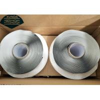 Quality Anti Corrosion Butyl Sealant Tape For Oil Water Gas Pipeline Heat Resistant for sale