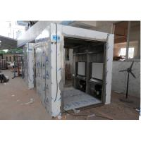Buy Stainless Steel Air Shower Passage / Tunnel With Microelectronics Control System at wholesale prices