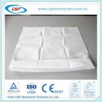 Quality Sterilized surgical medical pillowcover for doctor use for sale