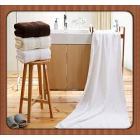 Quality 5 Star Hotel Standards Cotton Fiber custom Embossed Bath Towel And Face Towel Sets for sale