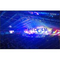 500 People Capacity tent, Transparent Marquee Wedding Fabricate Tent for 500 seater for sale