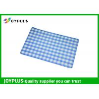 Quality Elegant Printed Kitchen Table Mats And Coasters Easy Washing Multi Purpose for sale