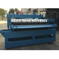 Buy Custom Roll Forming Machine 1mm - 3mm Steel Slitting and Cutting Length at wholesale prices