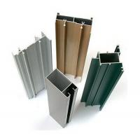 Buy Chemical / Mechanical Polished Aluminum Window Extrusion Profiles For Architectural at wholesale prices