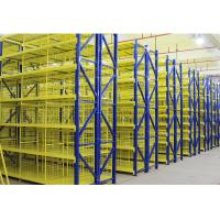 Quality Cold Roll Steel Medium Duty Shelving Racking / Long Span Racking System for sale
