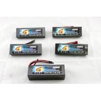 Quality Unmanned Aerial Vehicle battery pack  11.1v  35C  6000mah  Polymer ion for sale