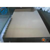 Buy cheap Rectangular Magnesium Photoengraving Plate AZ31 Magnesium Etching Plate from wholesalers