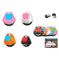 Quality customized foldable 172WH Self Balancing Electric Unicycle , Motorized Unicycle for sale