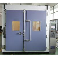 Modular Walk-In Chamber , Climatic Test Chamber with Temperature & Humidity Capabilities