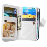 iPhone 5 5S 6 6S Plus Wallet Case Retro Cover Bags Case Pouch 9 Cards Slot