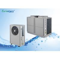 Quality High COP Commercial Heat Pump 41Kw Stainless Steel Or Spray Coating Housing for sale