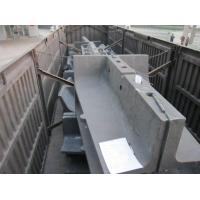 Quality 1.6 Tons Pulp Lifter Sag Mill Liners For High Abrasion Performance for sale