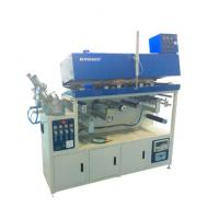 Quality 220V/50Hz 5KW Metal Water Based Hot Melt Adhesive Coating Machine For Wood / Plastic / Metal Materials for sale