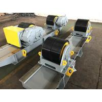 Quality Pressure Vessels Tank Turning Rolls For 80T 100T Tanks And Fabrications for sale