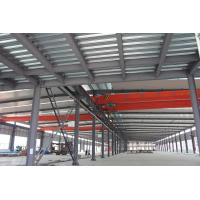 Quality High Strength Steel Building Workshop , Multi Storey Pre Built Steel Buildings for sale