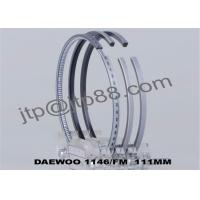 China Doosan Engine Piston Rings D1146 1146 With The Diameter 111mm 65.02503-8146 on sale