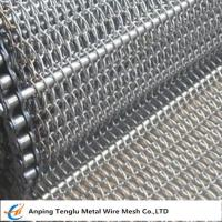 Buy cheap Stainless Steel Wire Mesh Strip Conveyor Belt Mesh Made by SS304 for Pipeline Transport from wholesalers