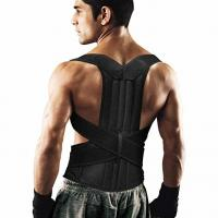 Quality Dorsalumbar Back Spine Brace Posture Corrector Breathable Comfortable Elastic Material for sale